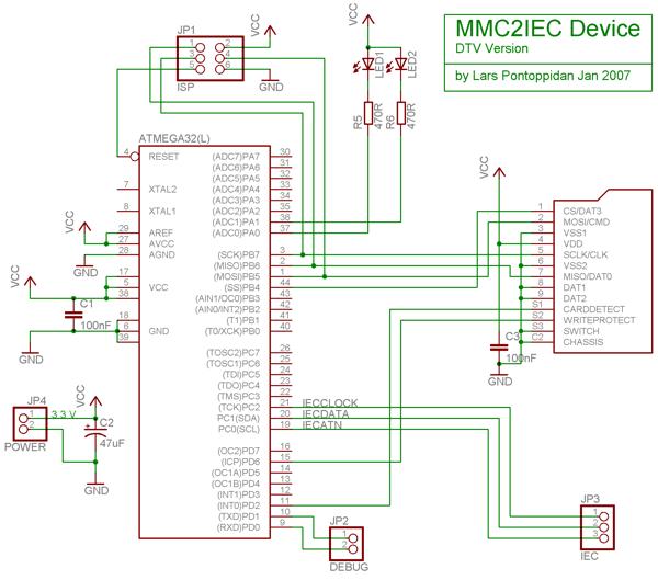 DTV Version Schematic