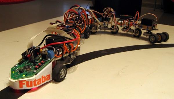 SickSack snake robot