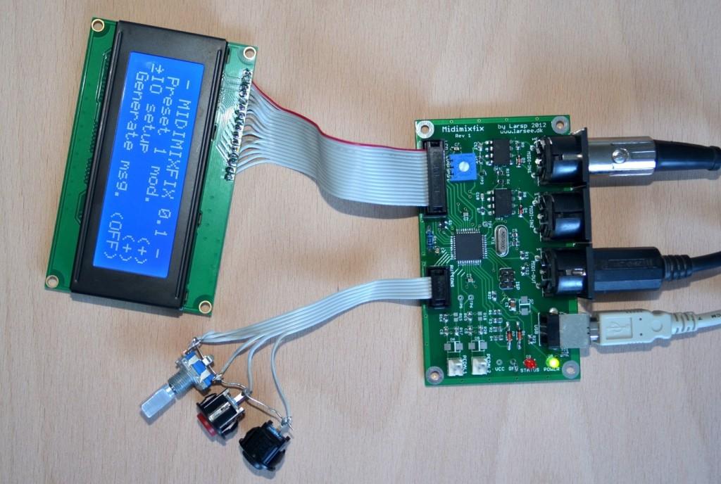 Midimixfix prototype